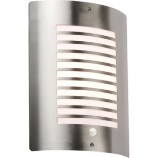 Dahab 1 Light Outdoor Sconce With Motion Sensor By Sol 72 Outdoor