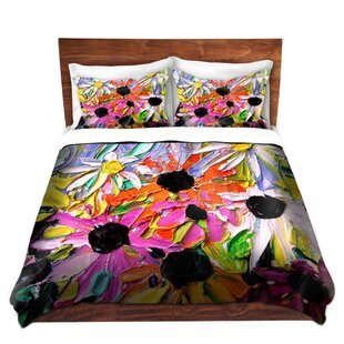 Ebern Designs Seamon Aja Ann Stories From a Field Act ccxxxi Microfiber Duvet Covers