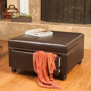 Panek Storage Ottoman by Alcott Hill
