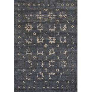 Shillington Power Loom Gold/Gray Outdoor Area Rug