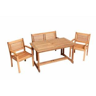 Chelseaville 4 Seater Dining Set Image