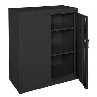 Classic Series 2 Door Storage Cabinet by Sandusky Cabinets Reviews