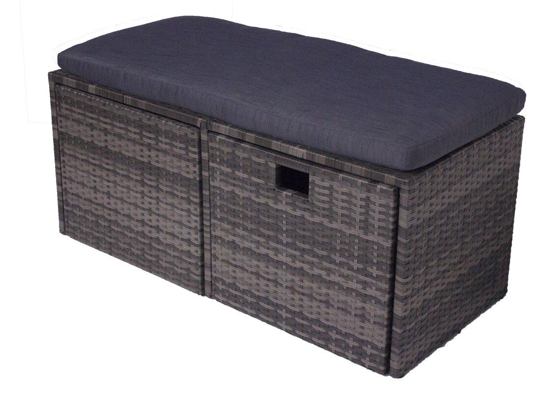 India Outdoor Storage Bench