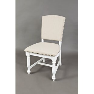 Yarger Upholstered Dining Chair (Set of 2)