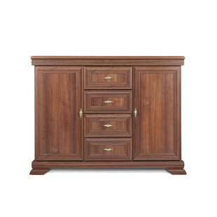 Shaeffer 4 Drawer Combi Chest By ClassicLiving