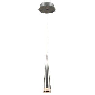 Ebern Designs Macclesfield 1-Light Cone P..