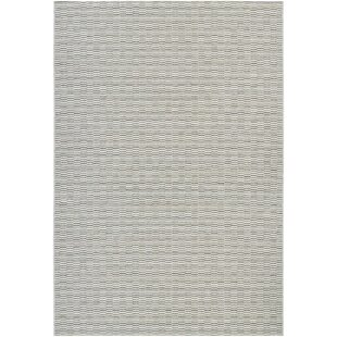 Siclen Light Blue/Silver Indoor/Outdoor Area Rug