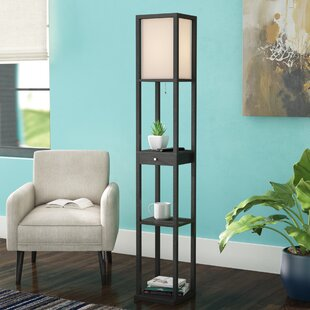 Read Reviews Armonk 63 Column Floor Lamp By Mercury Row