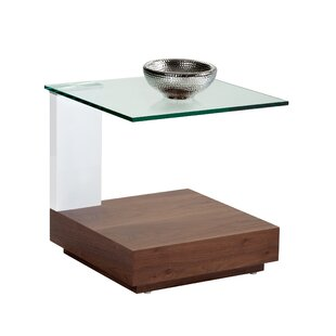 Online Reviews Ikon Everett End Table BySunpan Modern