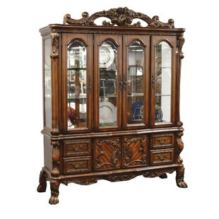 OConnor China Cabinet by Astoria Grand