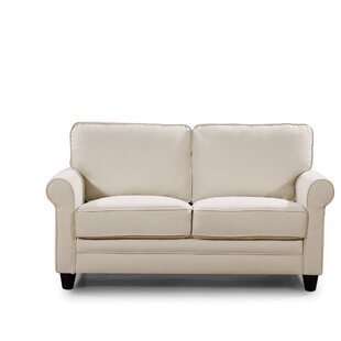 Dole Loveseat by Charlton Home Amazing