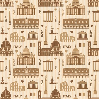 Red Barrel Studio Kelling Travel Themed Removable Peel and Stick Wallpaper Panel