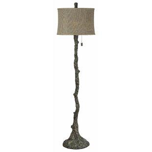 Reviews Capitol Reef 60.5 Floor Lamp By Loon Peak