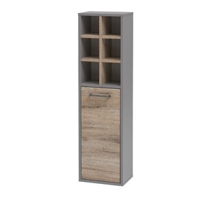 Odille 30.4cm X 115.6cm Wall Mounted Cabinet By Ebern Designs