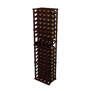 Designer Series 76 Bottle Floor Wine Rack..