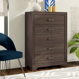 Bowne 5 Drawer Chest by Ivy Bronx