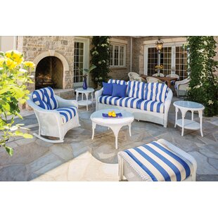 Lloyd Flanders Reflections Deep Seating Group with Cushion