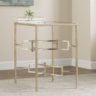 Willa Arlo Interiors Brookton End Table
