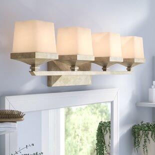 Affordable Price Carol 4-Light Vanity Light By Red Barrel Studio