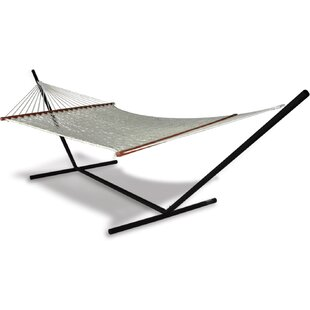 Universal Stand Polyester Hammock with Stand by Hammaka