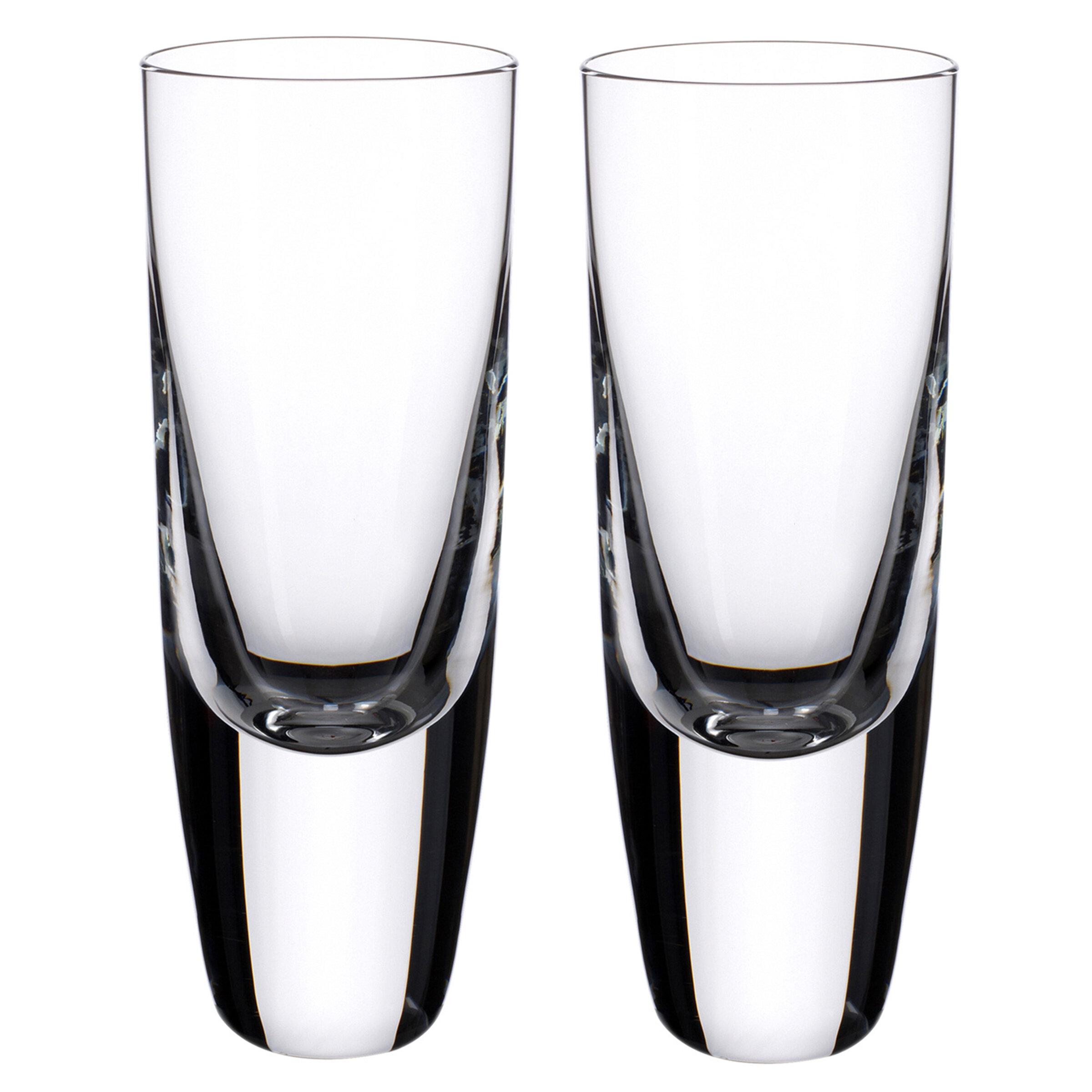 Villeroy Boch American Bar 5 Oz Crystal Drinking Glass Wayfair