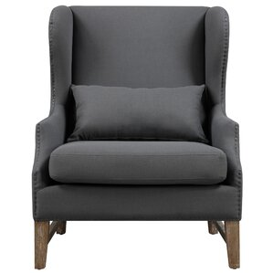 Governor Wing Arm Chair