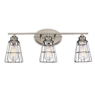 Compare Blas 3-Light Vanity Light By Trent Austin Design