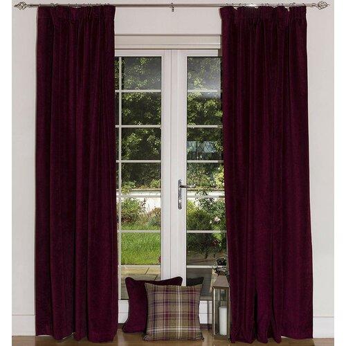 Akatlar Matte Eyelet Blackout Thermal Curtains Rosalind Whee
