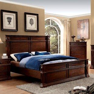Astoria Grand Blair Panel Bed