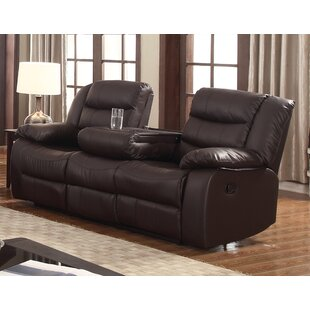 Living In Style Casta Reclining Sofa