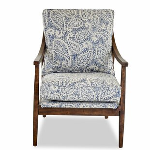 Find the perfect Braes Armchair by Bungalow Rose Reviews (2019) & Buyer's Guide