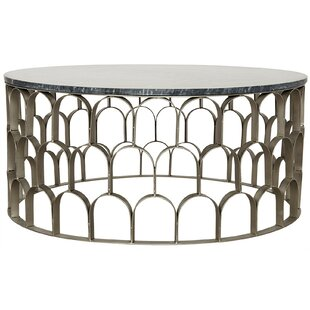Noir Mina Coffee Table