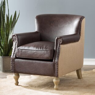 Laurel Foundry Modern Farmhouse New Braunfels Armchair