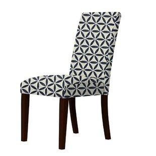 Latitude Run Beachwood Parsons Chair (Set of 2)