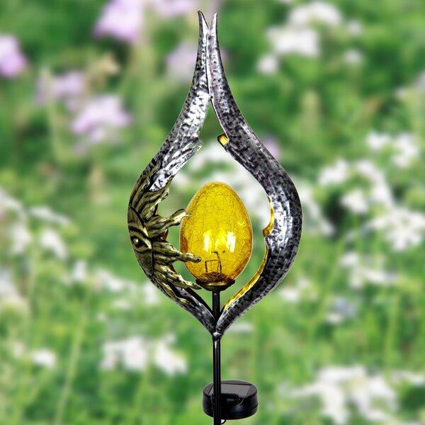 Glass Garden Stakes Wayfair