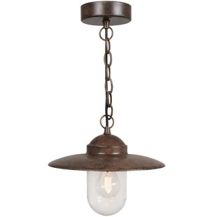 Luxembourg 1 Light Outdoor Pendant By Nordlux