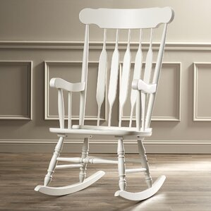 McCook Rocking Chair by Three Posts