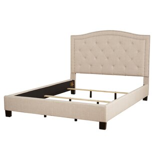 Find the perfect Bellomy Queen Upholstered Platform Bed by Alcott Hill Reviews (2019) & Buyer's Guide