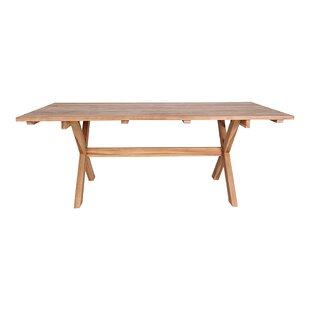 Syn Wooden Dining Table By Sol 72 Outdoor
