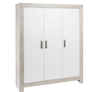 Nordic Halifax 3 Door Wardrobe By Schardt