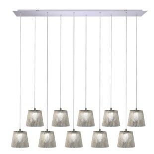 Emerie 10-Light LED Kitchen Island Pendant by Orren Ellis