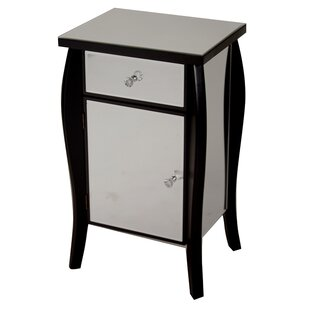Frieda 1 Drawer 1 Door Accent Cabinet