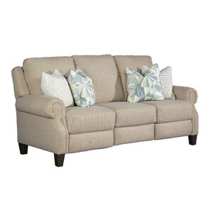 Key Largo Reclining 85 Rolled Arm Sofa Bed by Southern Motion
