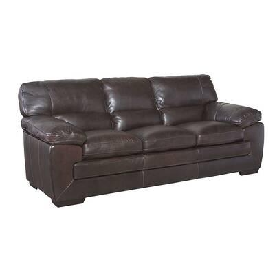 Antora Leather Sofa
