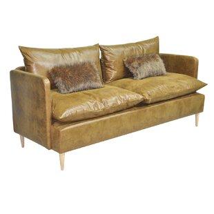 Wesley 3 Seater Standard Sofa By Happy Barok