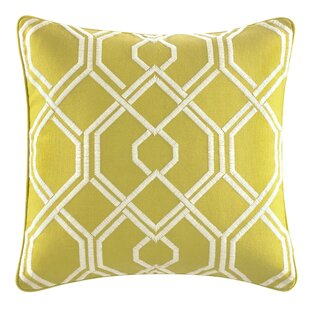 Cuba Cabana Cotton Throw Pillow