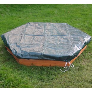 Jon 150cm HexagJonl Sandbox With Cover By Freeport Park