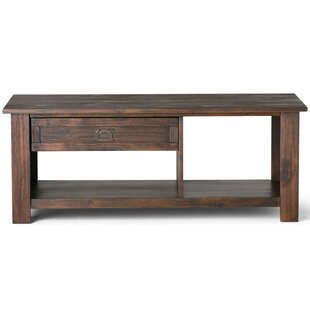 Compare Monroe Coffee Table By Simpli Home