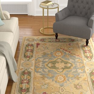 Buy luxury Cranmore Ivory Area Rug By Charlton Home