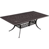 Mald Aluminum Dining Table